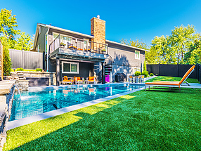 landscape design, st. louis landscape, artificial turf