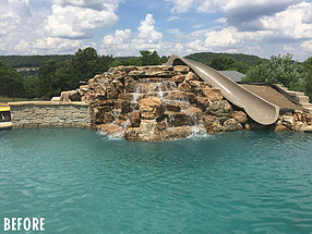 landscape design, st. louis landscape, pool